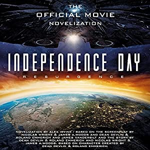 Independence Day: Resurgence Audiobook