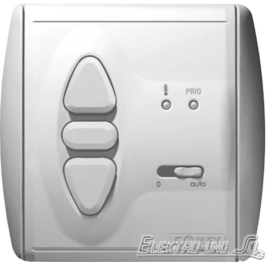 Somfy Thermis Uno 1822042 Temperaturschalter 4040515207927   Rezension