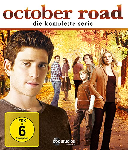 October Road - Die kompette Serie [Blu-ray]