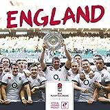 Official England Rugby Union 2015 Square Calendar