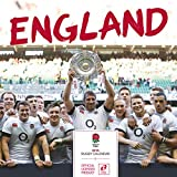 Official England Rugby Union 2015 Square Calendar