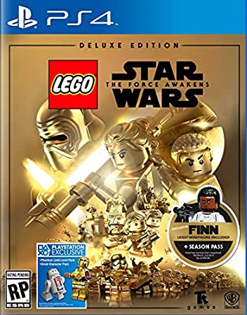 LEGO Star Wars: Force Awakens DE - PlayStation 4 Deluxe Edition