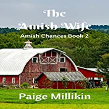 The Amish Wife: Amish Chances, Book 2 Audiobook by Paige Millikin Narrated by Jamie Hershberger