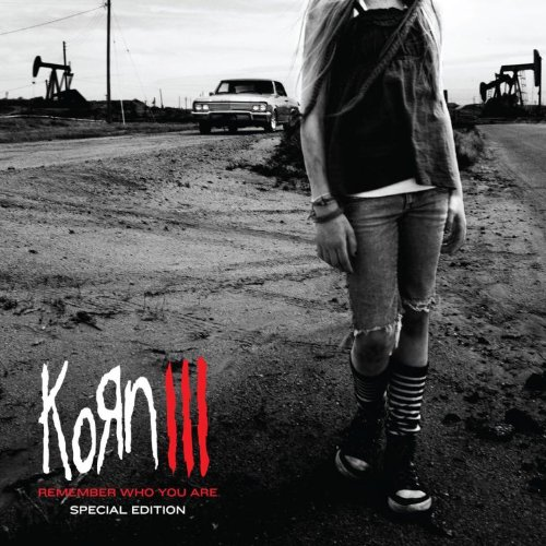 Korn III - Remember Who You Are (Special Edition)(CD/DVD) by Korn album cover