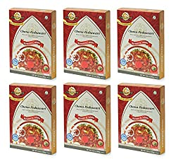 Ready to Eat Foods - Chana Peshawari - Pack of 6 By Sanskriti