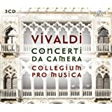 Vivaldi: Complete Chamber Concertos