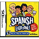 Spanish For Everyone - Nintendo DS