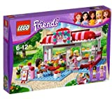 LEGO Friends - City Park Cafe - 3061 3061 (Marie and Andrea are treating themselves to some tasty treats with the Friends - City Park Cafe - 3061 from LEGO!The st includes more than 200 parts, with 2 figures (Marie and Andrea).... )