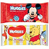 Huggies Disney Special Edition Baby Wipes (Product design may vary) - 56 x 10 Packs (560 Wipes)
