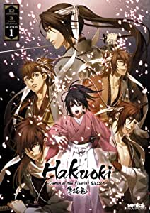 Hakuoki: Demon of the Fleeting Blossom (Season 1)