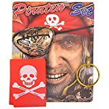Toy Pirate Set - B00LL7TVOW