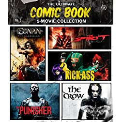 Comic Books 5 Film Set [Blu-ray]