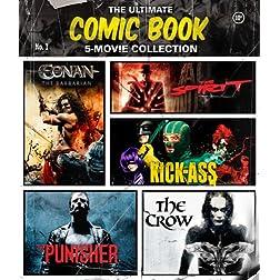 Comic Books 5 Film Set [Blu-ray]