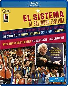 El Sistema At Salzburg [Sir Simon Rattle] [Blu-ray] from C Major