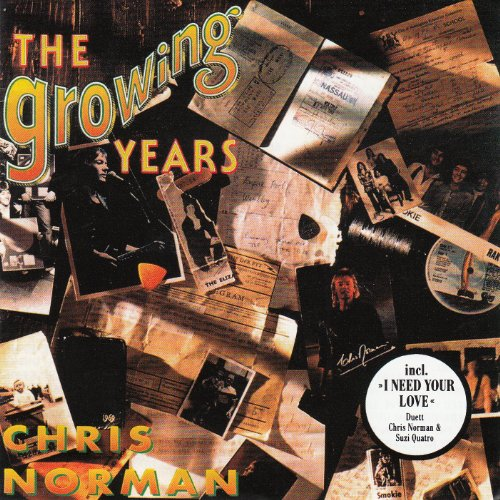 Chris Norman - The Growing Years - Zortam Music