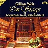 Gillian Weir On Stage At The Organ Of Symphony Hall