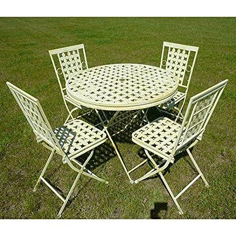 Wrought Iron Patio Furniture Plastic Feet Horseandjockeytylersgreen