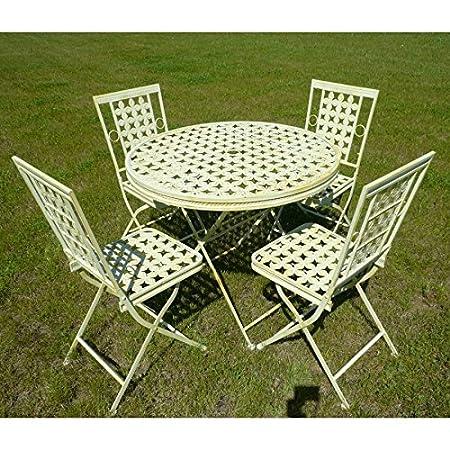 HTdeco - El hierro forjado muebles de jardín