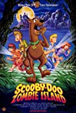 Scooby-Doo On Zombie Island Movie Cartoon Original Poster Print Original Poster Original Poster Print, 27x40