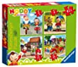 Ravensburger Noddy 4 in a Box Jigsaw Puzzles