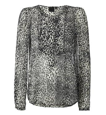 InWear Damen Bluse C51061001 / DAIA1, Gr. 38 (M), Mehrfarbig (901 Pattern)