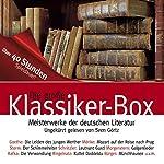 Die große Klassiker-Box | Franz Kafka,Arthur Schnitzler,Theodor Storm
