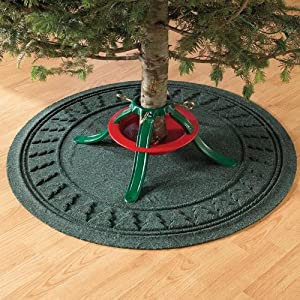 #!Cheap Ultra-Absorbent Christmas Tree Mat