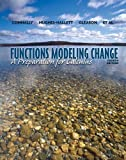 By Eric Connally - Functions Modeling Change: A Preparation for Calculus (4th Edition) (7/31/11)