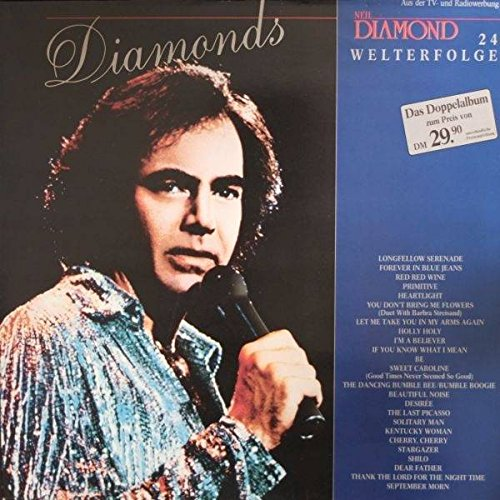 Neil Diamond - Diamonds: 24 Welterfolge - Zortam Music