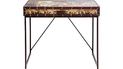 chaise de bureau motif new york - serrurerie farizon - Chaise De Bureau New York