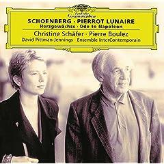 Schoenberg: Pierrot Lunaire, Op.21 (1912) / Part 2 - 8. Die Nacht
