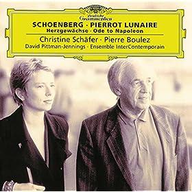 Schoenberg: Pierrot Lunaire, Op.21 (1912) / Part 1 - 1. Mondestrunken