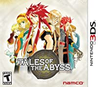 Tales of the Abyss - Nintendo 3DS from Namco