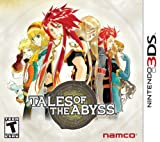 Tales of The Abyss - Nintendo 3DS (輸入版)