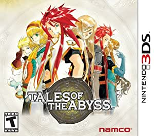 Tales of the Abyss - Nintendo 3DS Standard Edition