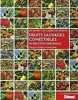 Fruits sauvages comestibles : 40 recettes originales, un guide + un carnet de terrain