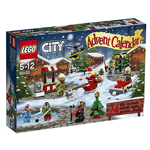 レゴ シティ レゴ(R)シティ アドベントカレンダー 60133