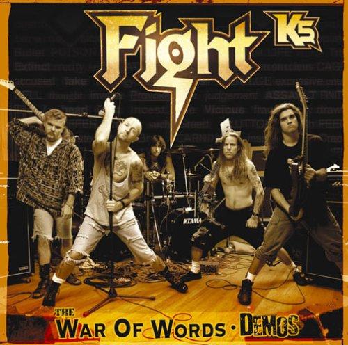 Fight - K5 - The War Of Words Demos - Zortam Music