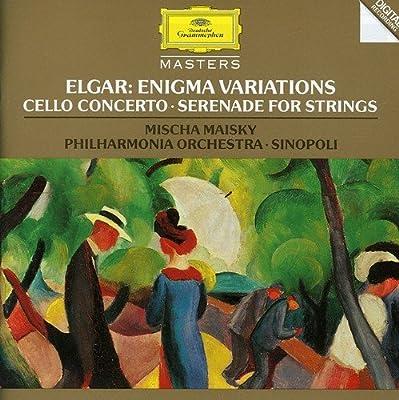 Enigma Variations / Cello Concerto