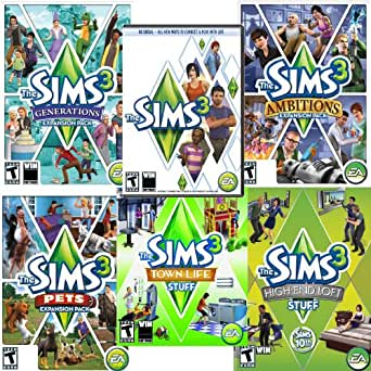 The Sims 3 Starter Pack [Download]