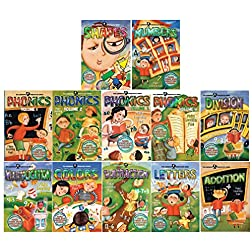The Learning Treehouse - 10 Hours of Learning Fun! -12 DVD Collection