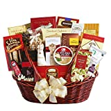 California Delicious Gift Basket, Peace and Prayer Sympathy