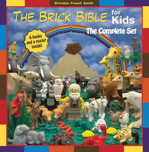 The Brick Bible for Kids Box Set: The Complete Set PDF