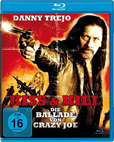 Kiss & Kill - Die Ballade von Crazy Joe [Blu-ray]