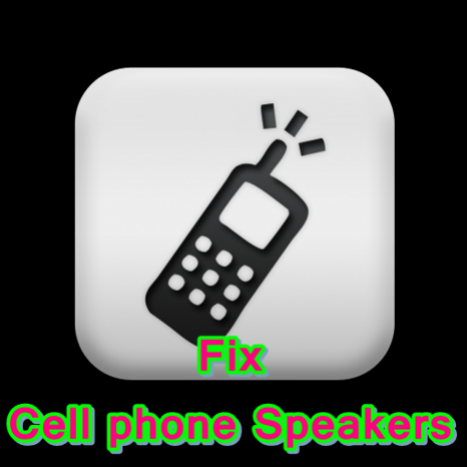 Fix Cell Phone Speakers