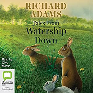 Tales from Watership Down Audiobook