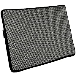 Chainmail Laptop Sleeve 17 inch