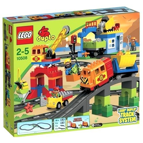 LEGO Duplo Deluxe Train Set