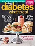 img - for Diabetic Living Diabetes What to Eat 2014 by Better Homes and Gardens Special Interest Publications book / textbook / text book