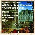 Bach: Brandenburg Concertos; Orchestral Suites (3 CDs)